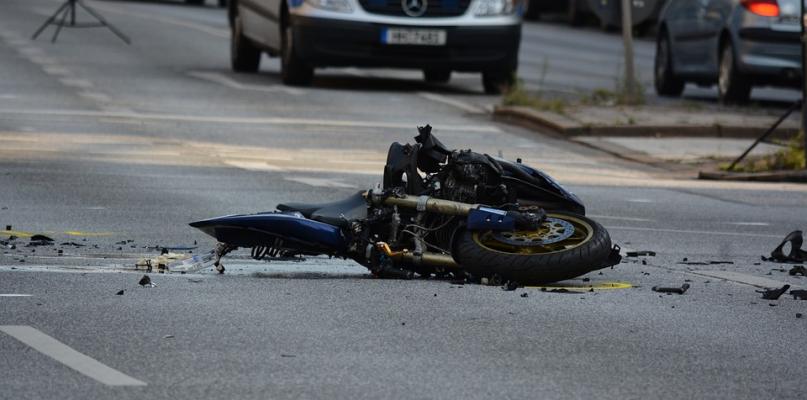 By ograniczyć liczbę wypadków motocyklowych... - Zdjęcie główne