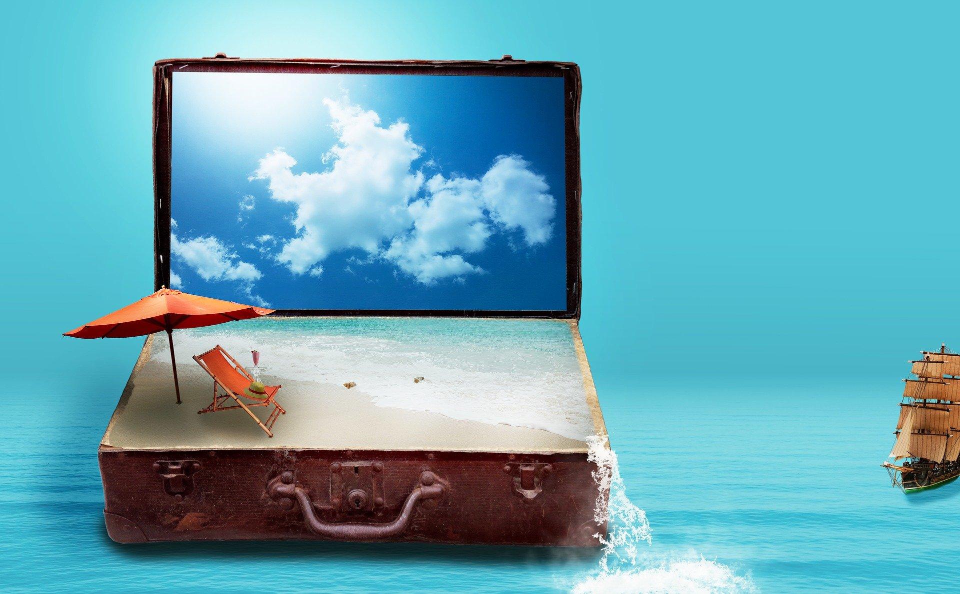 Wakacje z biurem podróży - o nic nie musisz się martwić! - Zdjęcie główne