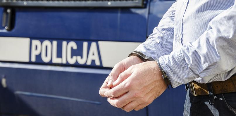 Efekty patroli policji: mandaty, schwytani przestępcy, dilerzy - Zdjęcie główne