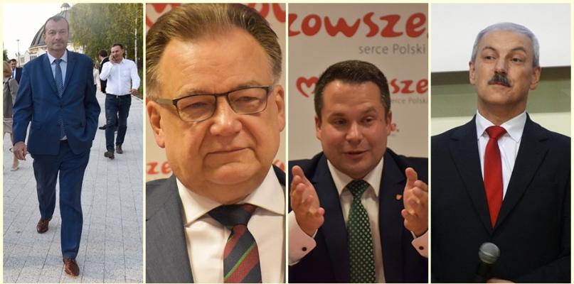 Znamy wyniki głosowania do sejmiku. Radnym zostaje były prezydent Płocka - Zdjęcie główne