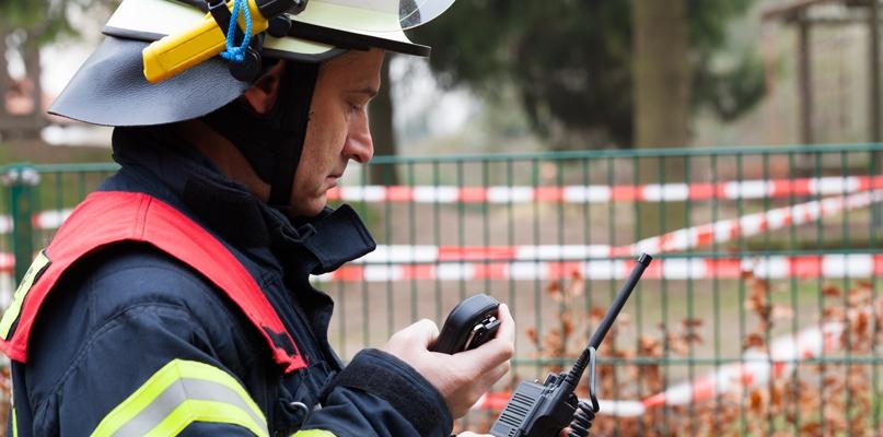 Najpierw trzy wybuchy, potem kilkunastu strażaków - Zdjęcie główne