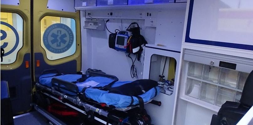 Ratownicy medyczni wzbogacili się o nowy sprzęt - Zdjęcie główne