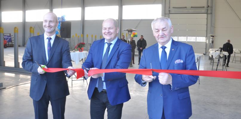 Jest nowa firma w Płockim Parku Przemysłowo-Technologicznym [FOTO] - Zdjęcie główne