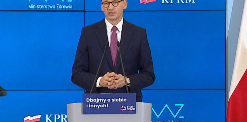 Cała Polska od soboty w czerwonej strefie? Tak będzie rekomendował premier  - Zdjęcie główne