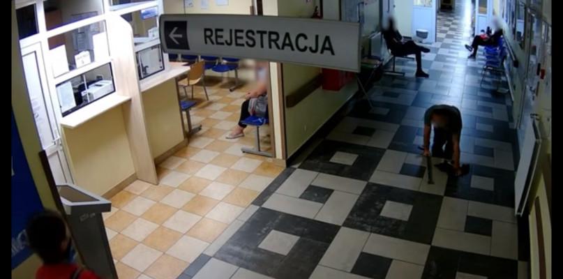 Co wydarzyło się na SORze? Szpital publikuje nagranie z monitoringu [FILM] - Zdjęcie główne