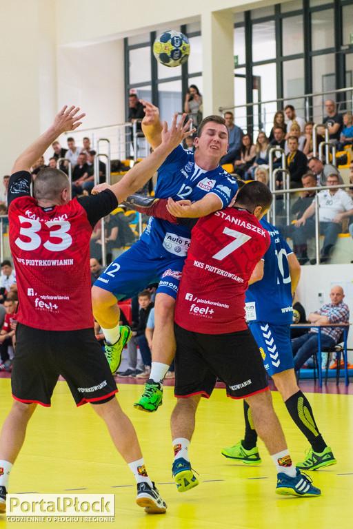 Handball Płock deklasuje rywali - Zdjęcie główne