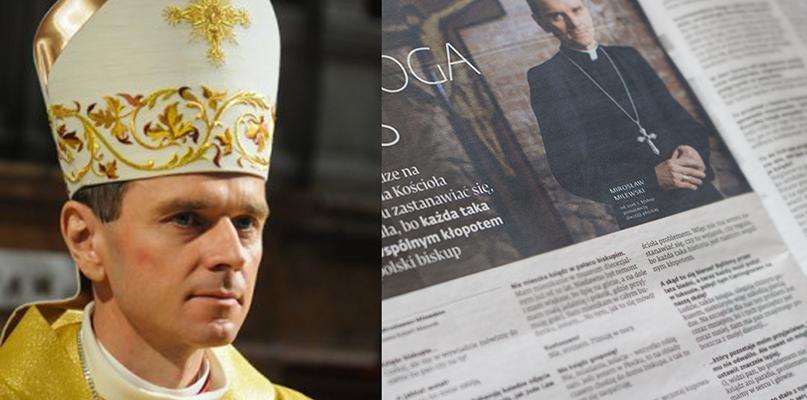 Ile pieniędzy zarabia miesięcznie płocki biskup?  - Zdjęcie główne