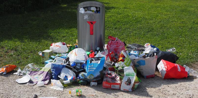 Nowa broń w walce z nielegalnymi wysypiskami śmieci - Zdjęcie główne