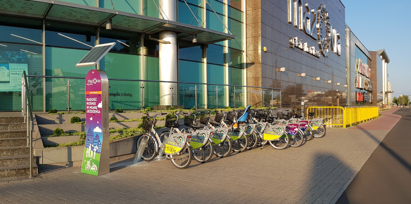 Rower miejski niezagrożony. Początek sezonu już za kilka dni - Zdjęcie główne