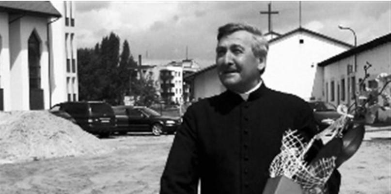 Zmarł ks. kan. dr Albin Łuczkowski - Zdjęcie główne