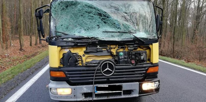 Takie zdarzenie może być tragiczne w skutkach. Policjanci apelują do kierowców - Zdjęcie główne