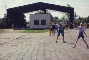 Ekipa TV Trwam w Płocku. Powód? Nie każdemu spodobały się plany Ratusza  - Zdjęcie główne