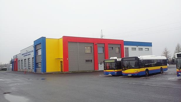 Nowa hala otwarta na 55-lecie spółki[FOTO] - Zdjęcie główne