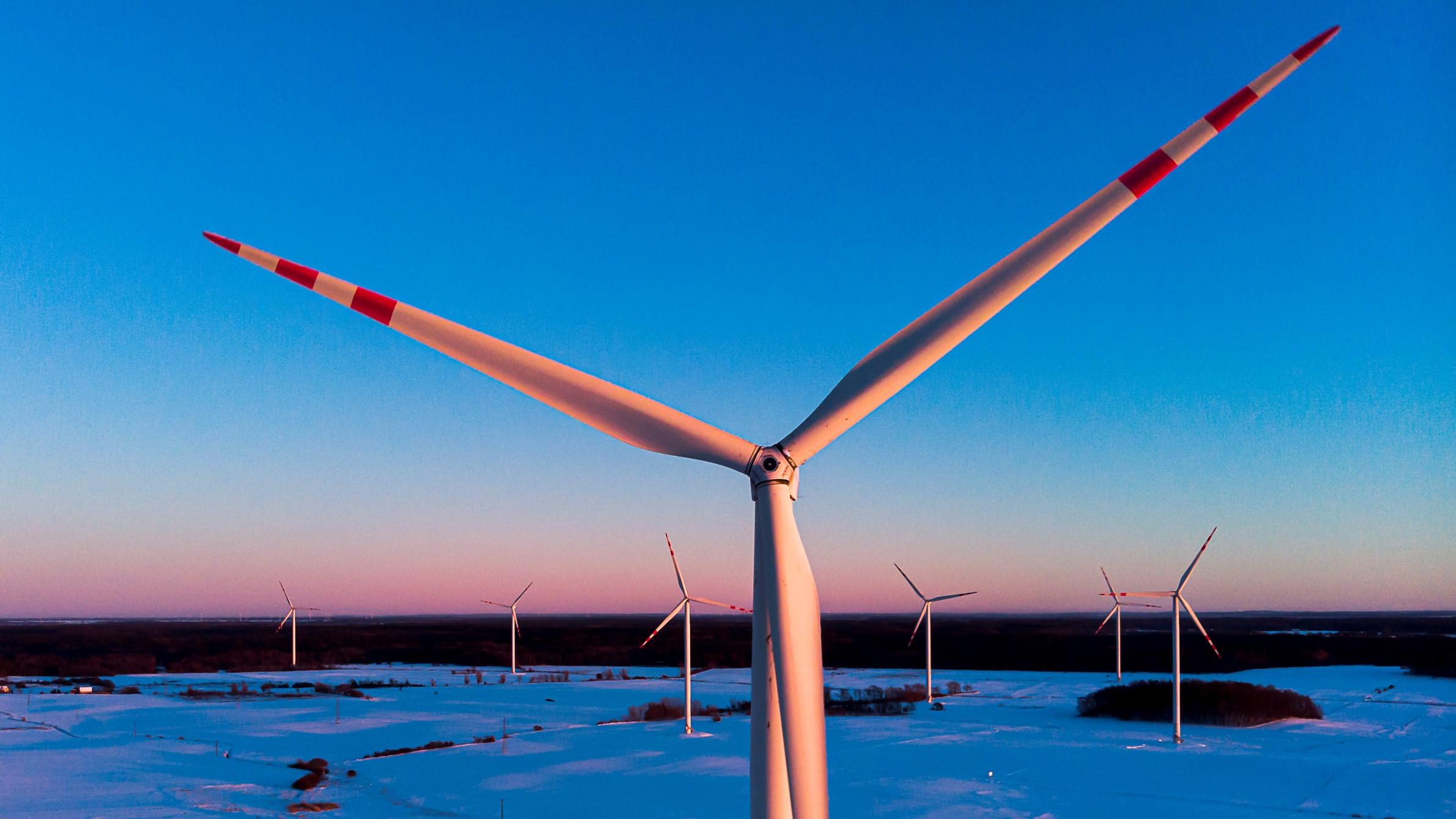 PKN ORLEN chce przejąć kolejną farmę wiatrową. Umowa podpisana  - Zdjęcie główne