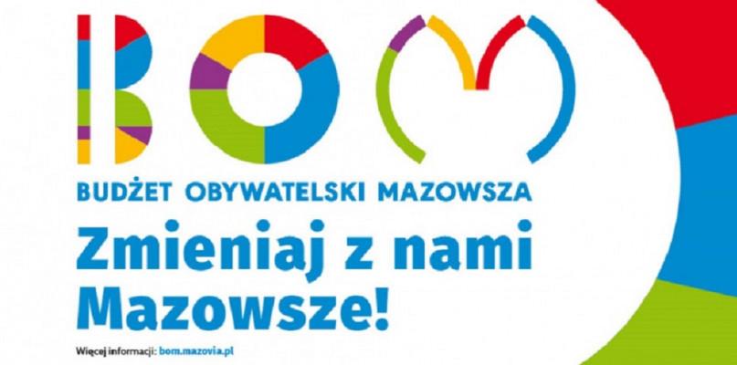 Startuje głosowanie w Budżecie Obywatelskim Mazowsza. Są projekty z Płocka - Zdjęcie główne
