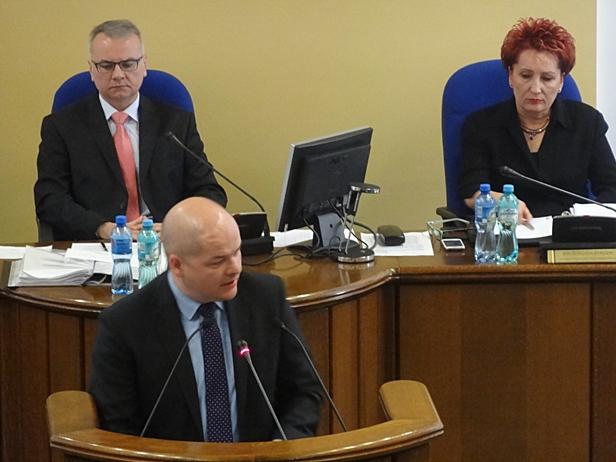 Borowiczki. Centrum osiedla straszy… - Zdjęcie główne