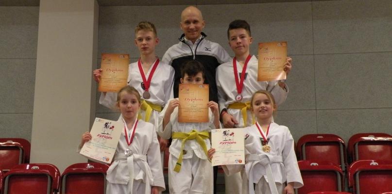 Udane zawody młodych płocczan. Zdobyli cztery medale - Zdjęcie główne