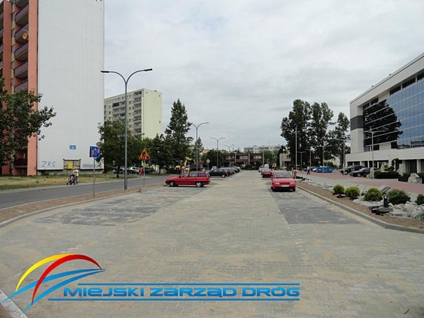 Nowy parking do dyspozycji kierowców - Zdjęcie główne
