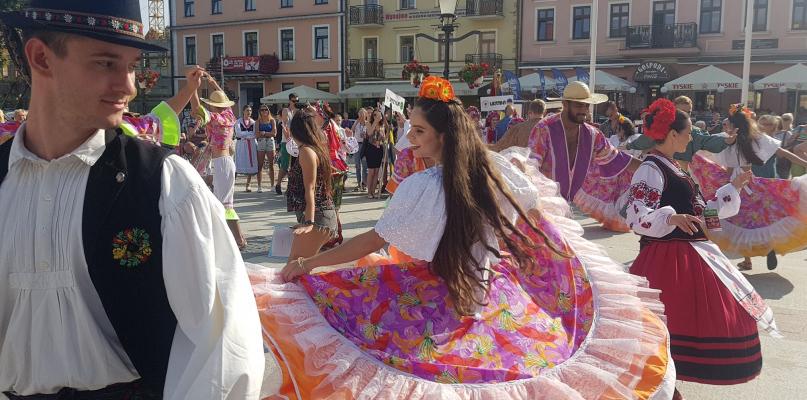 Vistula Folk Festival oficjalnie otwarty [ZDJĘCIA] - Zdjęcie główne