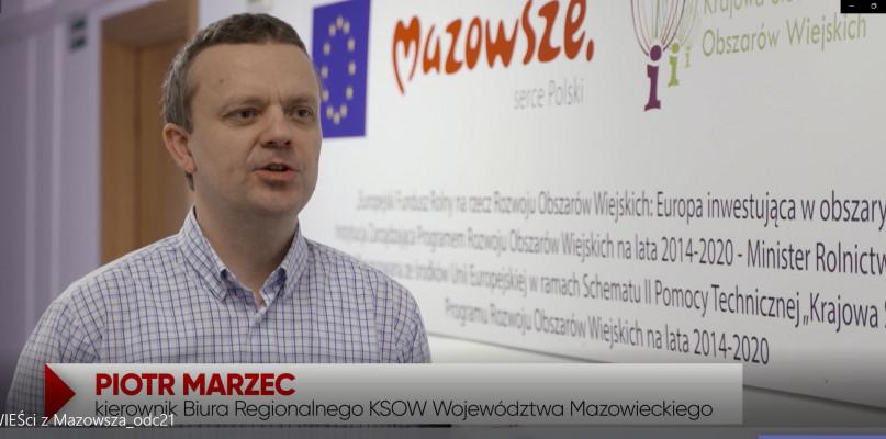 Wieści z Mazowsza cz. 21 [WIDEO] - Zdjęcie główne