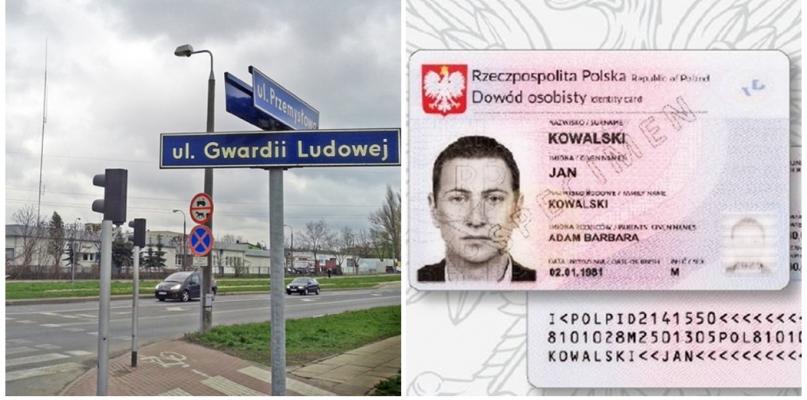 Radni wybrali nowe nazwy ulic. Dowody osobiste będą do wymiany? - Zdjęcie główne