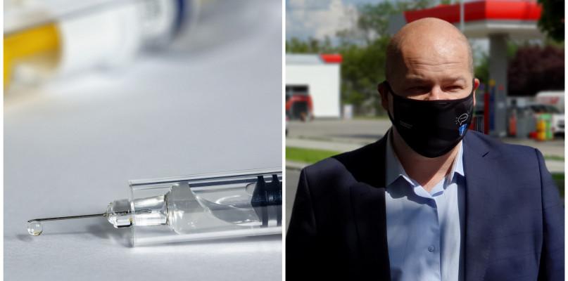 Brakuje szczepionek na grypę. Prezydent pisze do ministra  - Zdjęcie główne