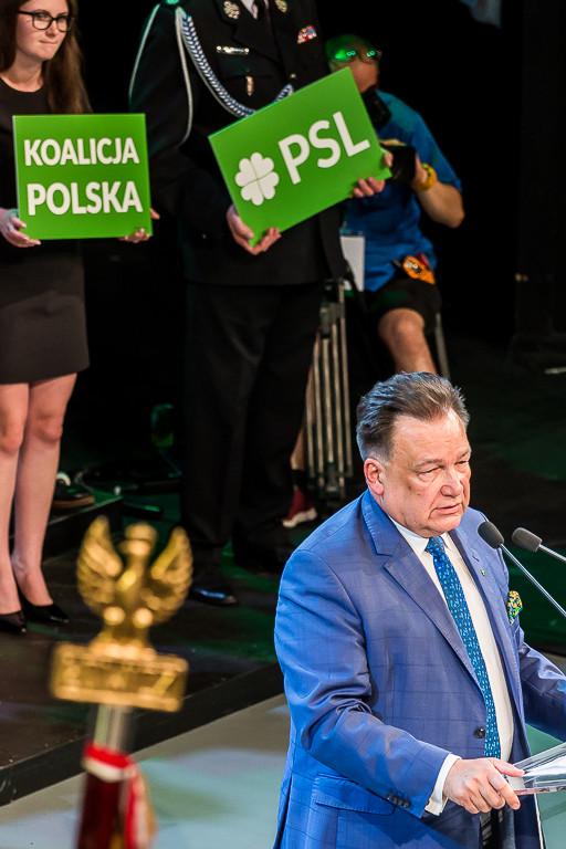 Konwencja PSL w teatrze - Zdjęcie główne