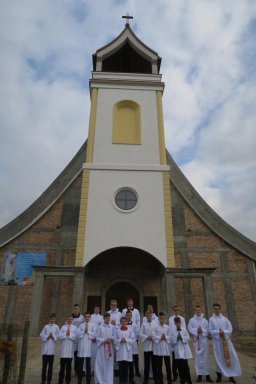 Nowy kościół na Międzytorzu już poświęcony - Zdjęcie główne