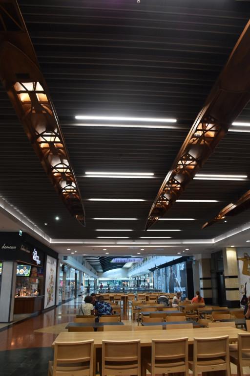 Zmiany na piętrze w galerii Mazovia - Zdjęcie główne
