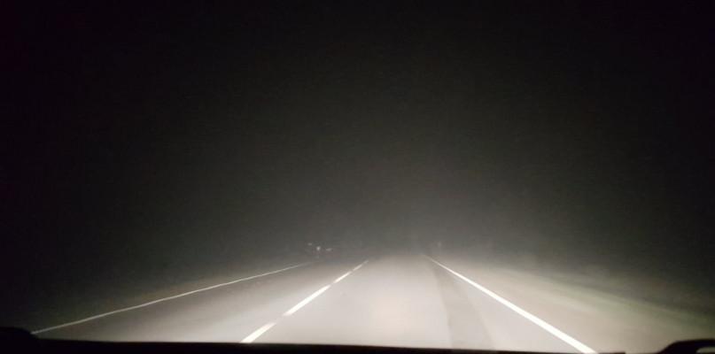 Gęsta mgła utrzyma się kilkanaście godzin. Jest ostrzeżenie  - Zdjęcie główne