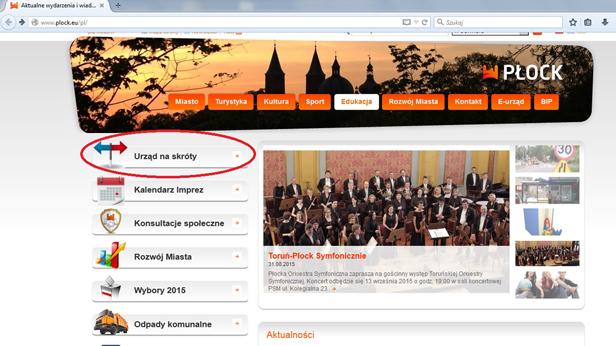 Nowość - przewodnik klienta w Ratuszu - Zdjęcie główne