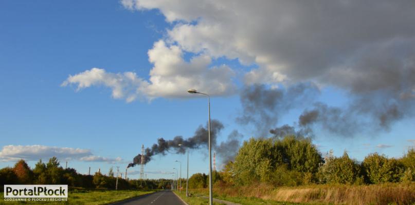 WIOŚ o wczorajszej awarii w Orlenie: Niepokój płocczan był uzasadniony - Zdjęcie główne