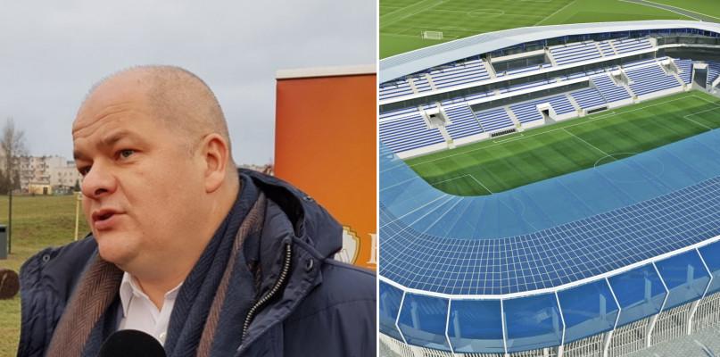 """Kibice krzyczeli """"Nowy stadion!"""", prezydent odpowiadał """"dla Nafciarzy!"""". Co z przetargiem na stadion Wisły? - Zdjęcie główne"""