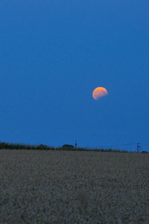 Zaćmienie księżyca - Zdjęcie główne