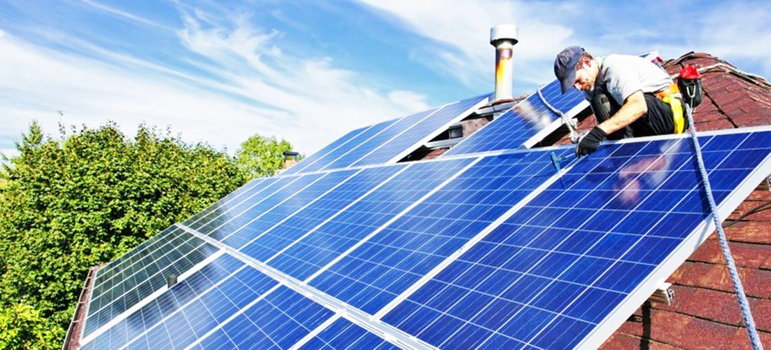 3 zalety używania energii z paneli fotowoltaicznych - Zdjęcie główne