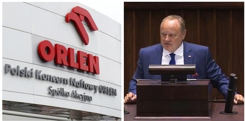 PKN Orlen ma dwóch nowych wiceprezesów. Jeden z nich to były poseł  - Zdjęcie główne