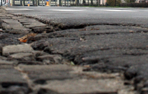 Trwa przebudowa drogi. Pochłonie 3,5 mln - Zdjęcie główne