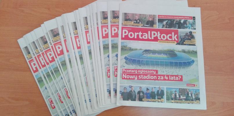 Jest siódmy numer Wiadomości Portal Płock. Jedyna taka gazeta na rynku! - Zdjęcie główne