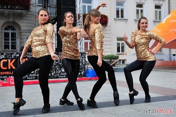 Ponad 1,5 tysiąca tancerzy w Płocku - Zdjęcie główne