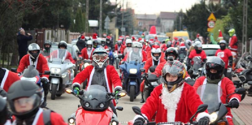 Moto Mikołaje wyjadą na ulice Płocka. Dostarczą prezenty pomimo pandemii - Zdjęcie główne