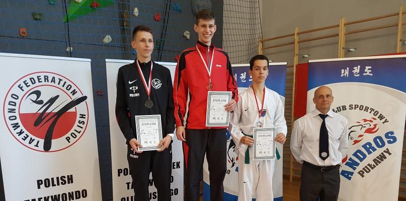 Płocczanin z medalem mistrzostw Polski  - Zdjęcie główne