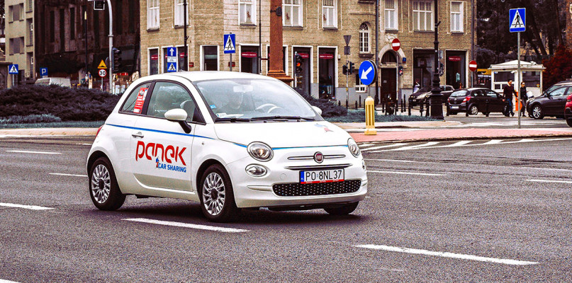 PANEK CarSharing dodaje do usługi 300 nowych samochodów! - Zdjęcie główne