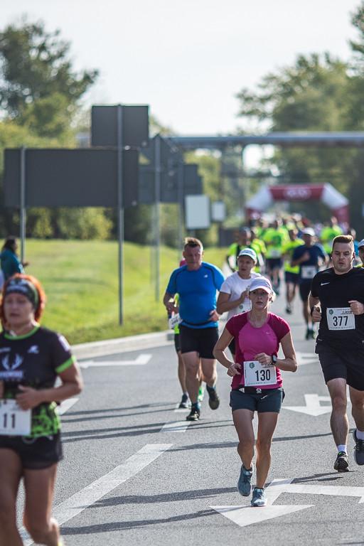 Pobiegli w Półmaratonie Dwóch Mostów - Zdjęcie główne