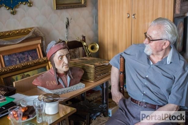 Pan Franciszek ma w domu skarby [WYWIAD] - Zdjęcie główne