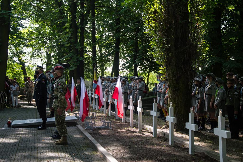 Obchody rocznicy obrony Płocka - Zdjęcie główne