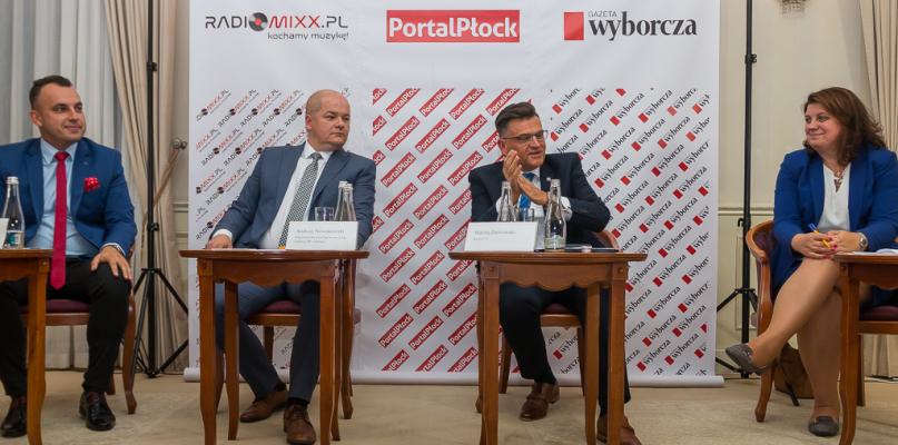 Debata: jak zatrzymać mieszkańców w Płocku i ściągnąć ich z powrotem? - Zdjęcie główne