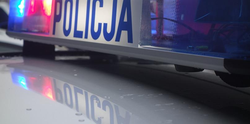 Z policji. Zatrzymany kierujący pod wpływem środków odurzających i włamanie do mieszkania - Zdjęcie główne