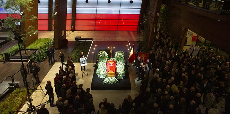 Miasto organizuje transmisję z pogrzebu prezydenta Pawła Adamowicza - Zdjęcie główne