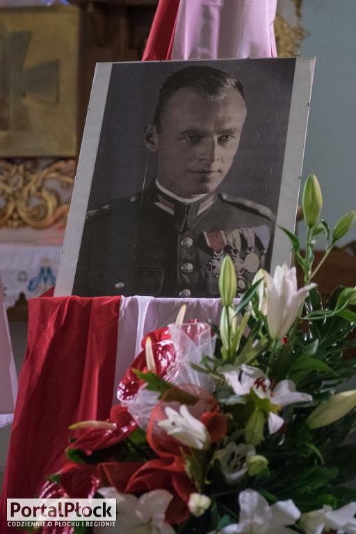 Rotmistrz Witold Pilecki upamiętniony w Płocku - Zdjęcie główne