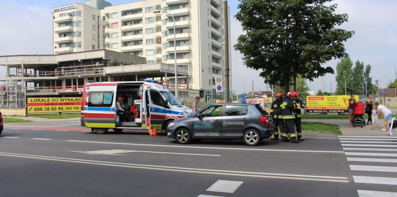 Wypadek na Podolszycach. Ranny instruktor elki - Zdjęcie główne